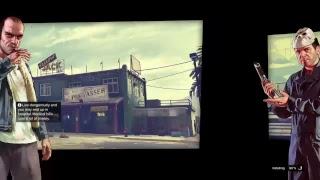 Grand Theft Auto 5 Gameplay Walkthrough Episode 1