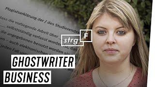 Billig-Ghostwriting: Wie Ukrainer für deutsche Studierende schreiben | STRG_F