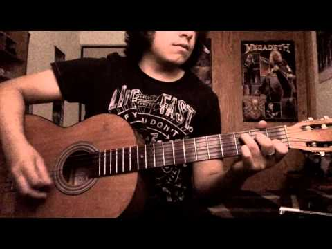 Avenged Sevenfold - Warmness On the Soul /acoustic by Luis