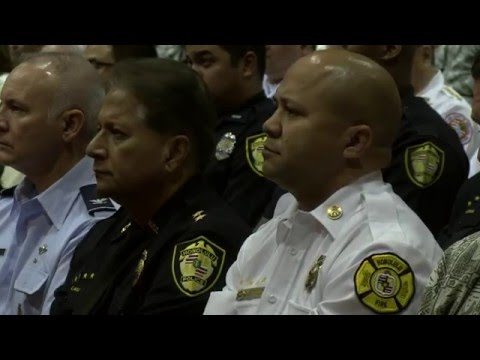 First Responder Recognition