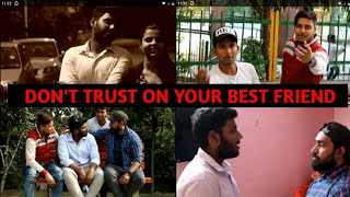 Don't Trust On Your Best Friends Funny video || Funny Video 2018 || Siddarth