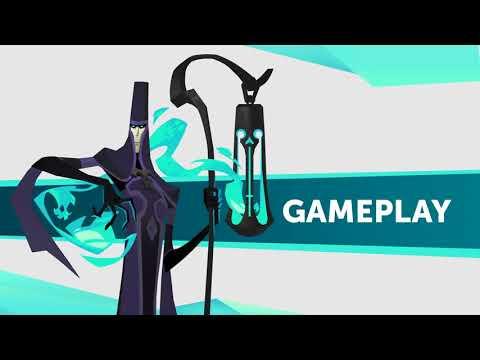 видео: gigantic — трейлер героя: Эзрен Гхал