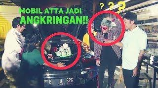 Download Video Dikerjain, Atta Halilintar KAPOK GREBEK Studio OVJ | OPERA VAN JAVA (22/10/18) Part 2 MP3 3GP MP4