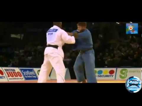 Judo :: Jorge Fonseca medalha de bronze nos Campeonatos da Europa [-100Kg] em 2013, Glasgow