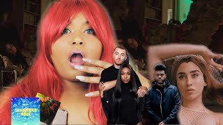 Nights Like This Kehlani REACTION Dancing With A Stranger-Sam Smith Normani The Weeknd, Lauren J.mp3