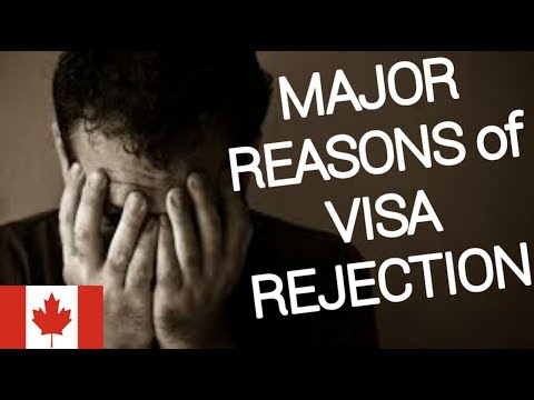 Major Reasons Of Student Visa Rejection In Canada In SDS Gagan Canada Indian Savage