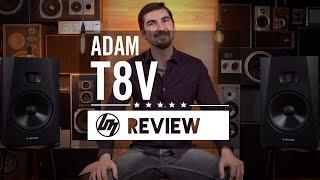 Adam T8V Studio Monitor Review | Better Music