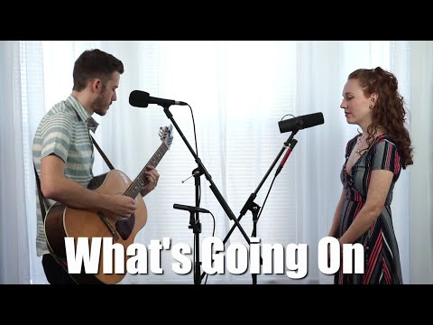 """""""What's Going On"""" - (Marvin Gaye) Acoustic Cover by The Running Mates"""