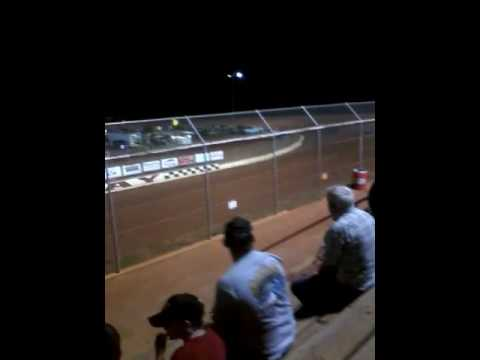 602 Create Late Model part 1 at Swainsboro raceway 6/10/17