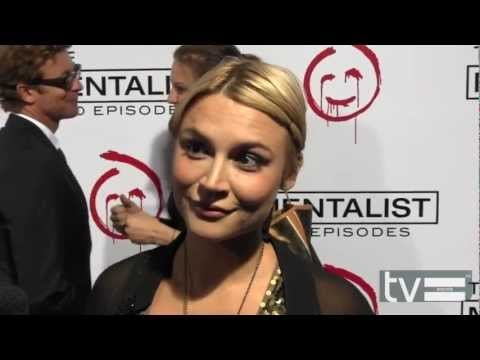 Samaire Armstrong at The Mentalist Season 5 100th Episode Party
