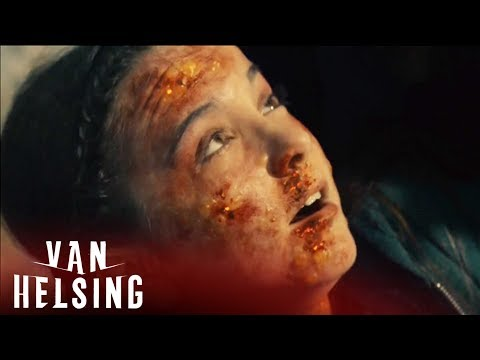 VAN HELSING   Season 2, Episode 3 Clip: Medicinal Mistake   SYFY