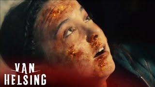 VAN HELSING | Season 2, Episode 3 Clip: Medicinal Mistake | SYFY