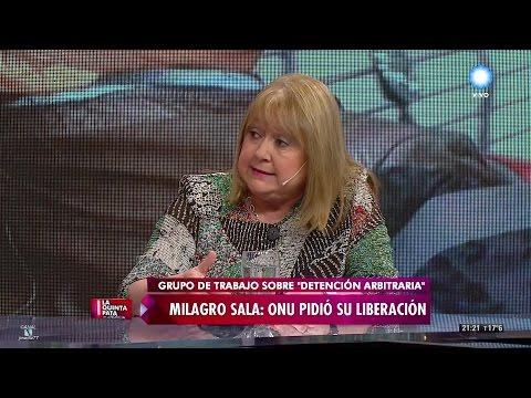 """S.Malcorra (Canciller) en """"La quinta pata de la noticia"""" con D.Glanz - 01/11/16"""