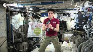 Terra Madre Day: il video messaggio di Samantha Cristoforetti