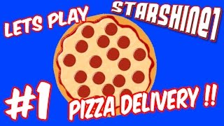 Let's Play Roblox Pizza Delivery Part 1