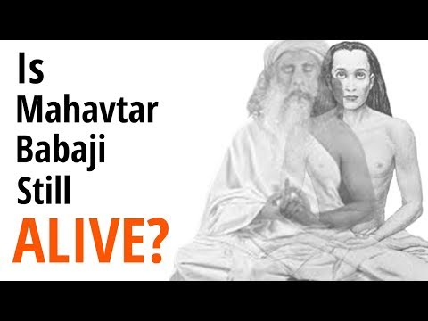 Is Mahavatar Babaji still alive? Sadhguru reveals the TRUTH **RARE VIDEO**