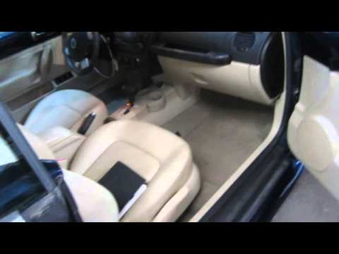 Parting out a 2003 VW Beetle - Used Auto Parts - 130391
