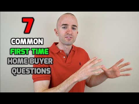 7 common first time home buyer questions home buying questions to ask youtube. Black Bedroom Furniture Sets. Home Design Ideas