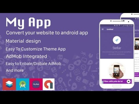 Free Website To Converter Source Code Android Studio Project