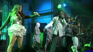 The Black Eyed Peas - Imma Be (Live at Dick Clark New Year's Eve)