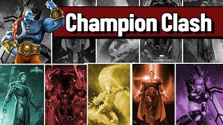 The Champion's Clash Challenge Heavyweight  | THE DOOLIE GRIND