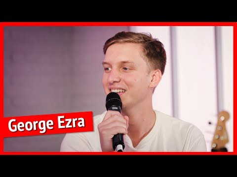 George Ezra's friends are keeping him grounded after Shotgun number 1 Mp3