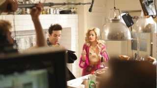 The making of the #TeamGrimmy advert
