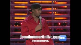 Kevin Hart presents Jonathan Martin on BET's Comic View One Mic Stand