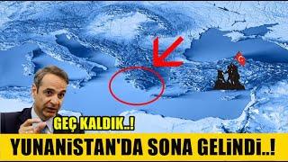 Son Dakika!  Yunanistan Felaketin Eşiğinde..!  Korku Ülkeyi Batırıyor..!