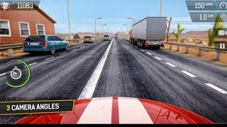 Racing fever game play graphic realistic full Hd view ! Speed up