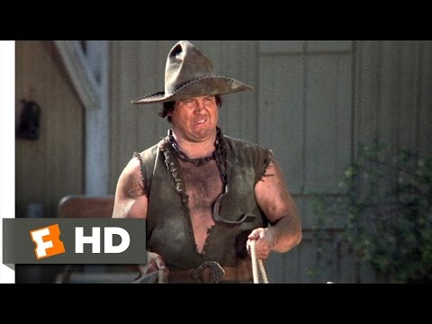 Blazing Saddles (6/10) Movie CLIP - Mongo Comes To Town (1974) HD