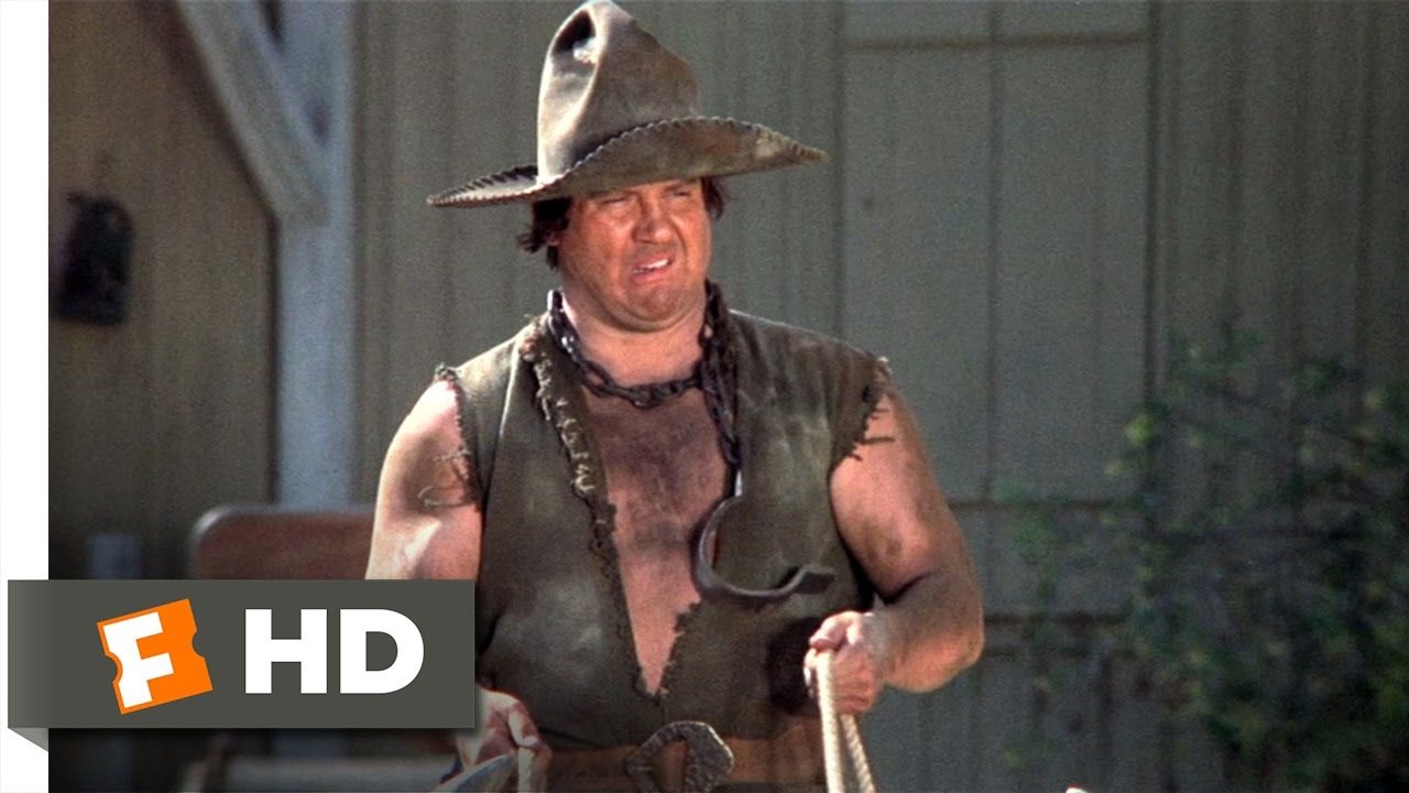 blazing saddles 610 movie clip mongo comes to town 1974 hd youtube