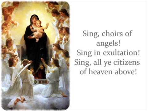 O Come All Ye Faithful Traditional Choir