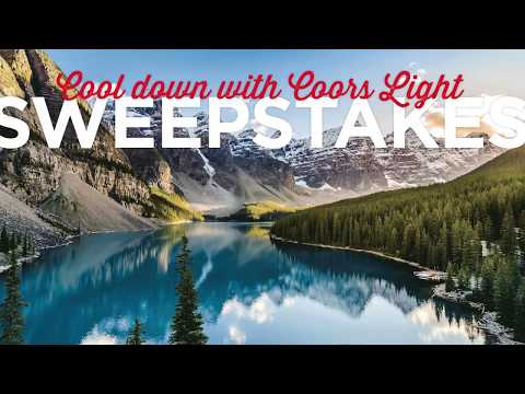 Sweepstakes | Enter For A Chance To Win A Trip To The Canadian Rockies