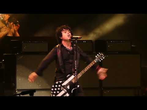 """Holiday & F Trump & Letterbomb"" Green Day@BBT Pavilion Camden, NJ 8/31/17"