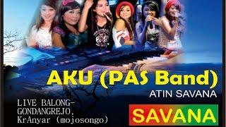 AKU - PAS BAND - COVER SAVANA