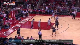 Cleveland Cavaliers vs Houston Rockets (2017-03-12) Full Game Highlights