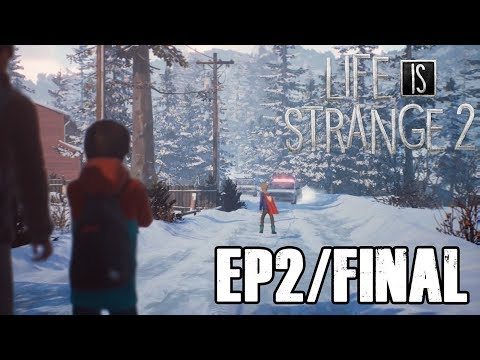 NOOOOO:c Life is strange EP2/FINAL thumbnail