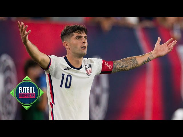Is Christian Pulisic right with