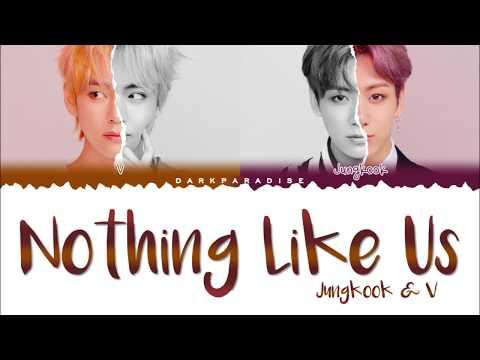 Jungkook & V - Nothing Like Us (Color Coded Lyrics)
