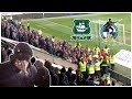 Plymouth Argyle vs Bristol Rovers Crowd Trouble Compilation