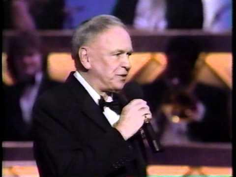 Sammy Davis Jr 60th Aniversry Special- Frank Sinatra Sings to Sammy