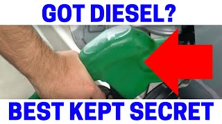 DO NOT Let Your Diesel Engine Run Out Of Fuel (Must Watch)