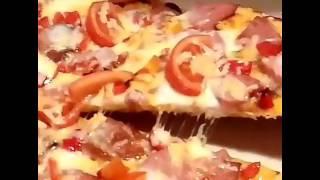 Пицца с сыром моцарелла / pizza