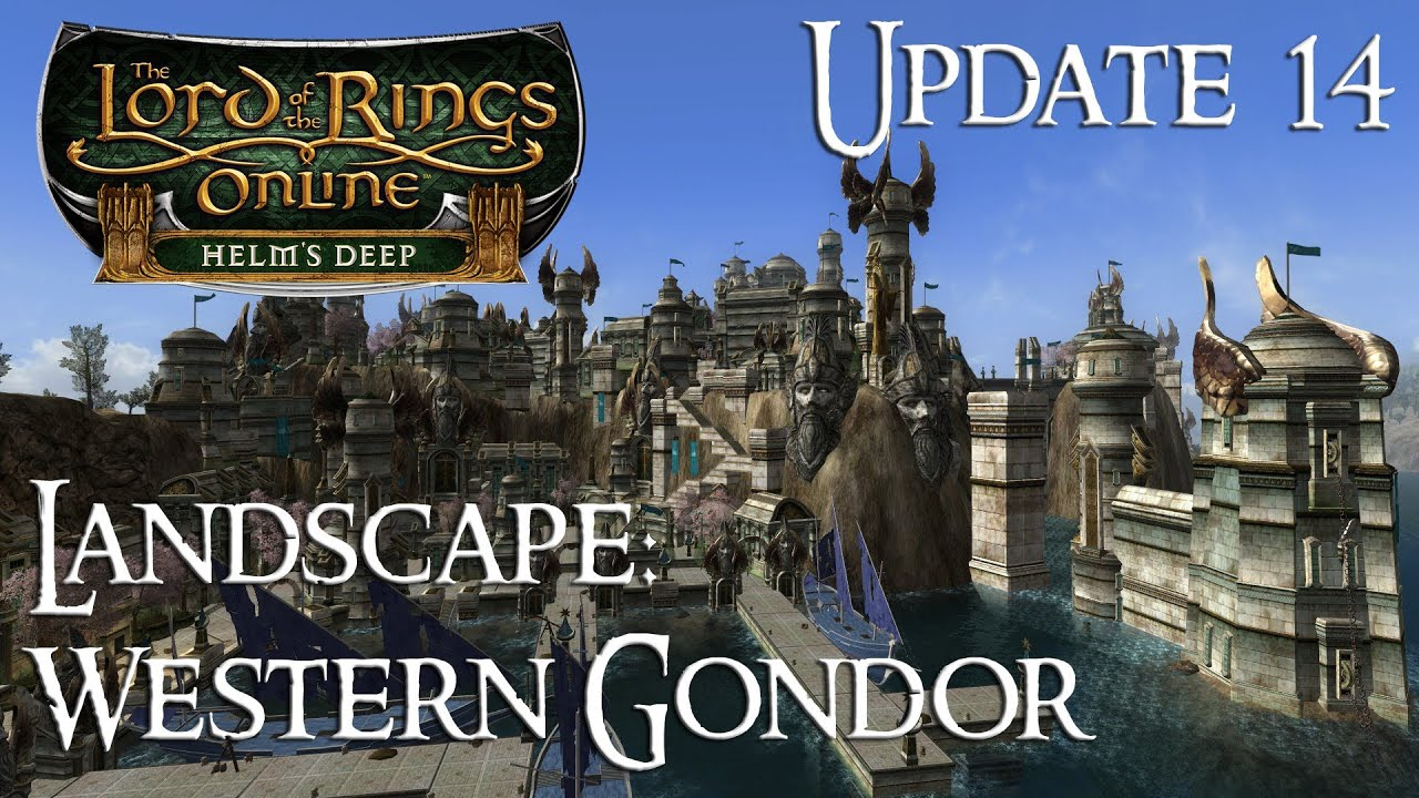 Update 14 Previews & Patch Notes - Rangers Of Eriador