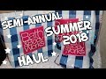 Bath & Body Works Semi-annual Sale Haul!! June 2018