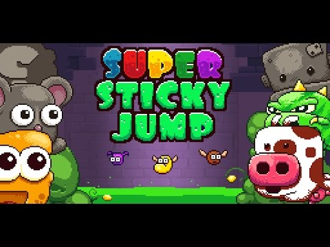Super Sticky Jump Teaser