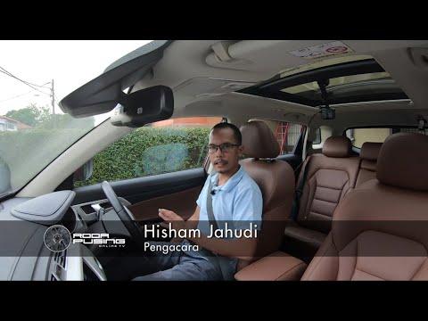 Proton X70 2019 Ulasan Pemanduan - Roda Pusing Review Bhg. 2/2