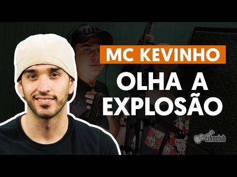 Olha a Explosão - MC Kevinho Part. Wesley Safadão (aula de violão)