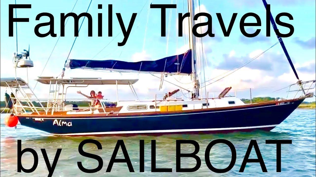Where Our Sailing Journey Began!|Sailing Travel Vlog|E25